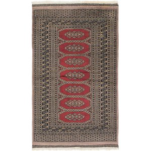 Link to 100cm x 170cm Bokhara Oriental Rug item page