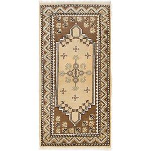 Unique Loom 2' 9 x 5' 5 Moroccan Rug