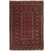Link to 4' 3 x 7' Balouch Persian Rug