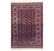 Link to 4' 2 x 7' 4 Bokhara Oriental Rug