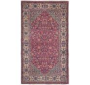 Link to 3' 4 x 6' Kashmir Oriental Rug