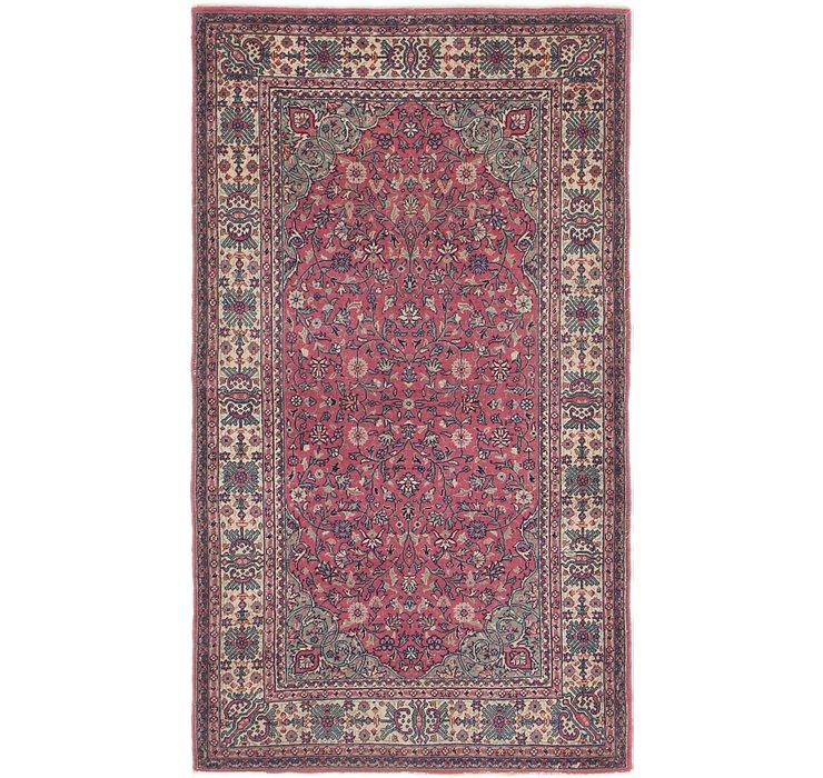 3' 4 x 6' Kashmir Oriental Rug