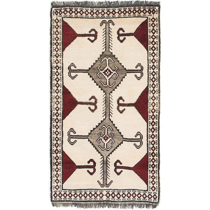 3' 5 x 6' 2 Shiraz Persian Rug