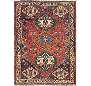Link to 4' x 5' 5 Shiraz Persian Rug
