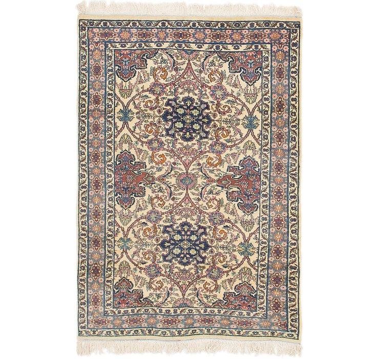 4' 2 x 6' Isfahan Rug