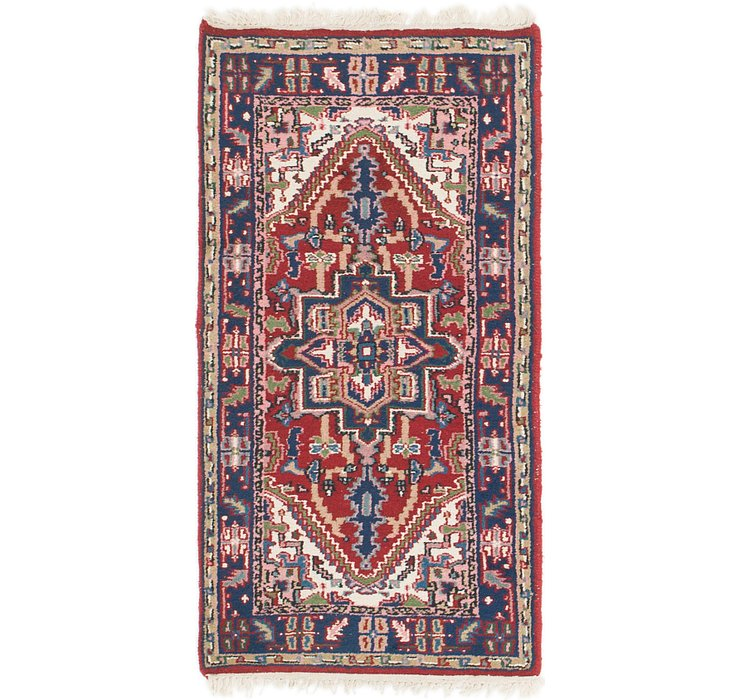 2' 5 x 4' 9 Shiraz Rug