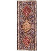 Link to 3' 6 x 9' 8 Sirjan Persian Runner Rug