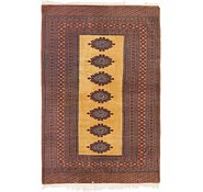 Link to 4' x 6' 2 Bokhara Oriental Rug