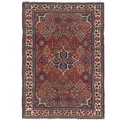 Link to 3' 6 x 5' Joshaghan Persian Rug