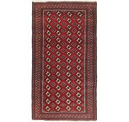 Link to 3' 9 x 6' 10 Balouch Persian Rug