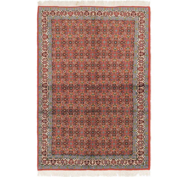 3' 4 x 5' 6 Bidjar Persian Rug