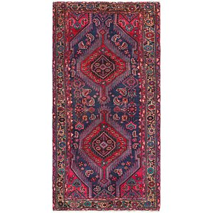 Link to 3' 2 x 6' 6 Mazlaghan Persian Runn... item page