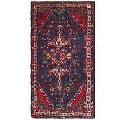 Link to 2' 4 x 4' 8 Hamedan Persian Rug