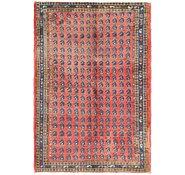 Link to 3' 7 x 5' 4 Farahan Persian Rug