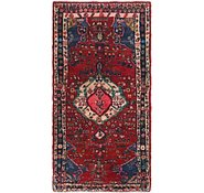 Link to 3' 6 x 6' 10 Hamedan Persian Rug