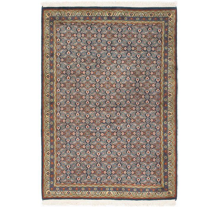 3' 4 x 4' 10 Mood Persian Rug