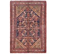Link to 3' 5 x 5' Zanjan Persian Rug