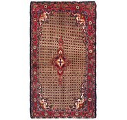 Link to 3' 5 x 6' 2 Songhor Persian Runner Rug