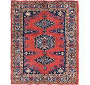 Link to 3' 8 x 4' 6 Viss Persian Rug