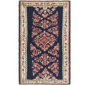 Link to 3' 5 x 5' 4 Mashad Persian Rug