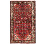 Link to 3' 6 x 6' Farahan Persian Rug