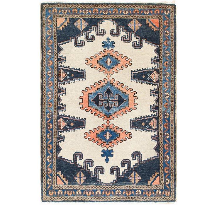 3' 8 x 5' 6 Viss Persian Rug