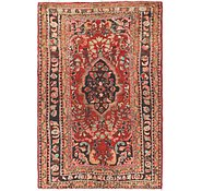 Link to 3' 10 x 6' Hamedan Persian Rug