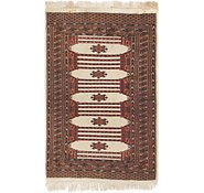 Link to 3' 2 x 5' Bokhara Oriental Rug