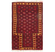 Link to 2' 7 x 4' 2 Balouch Persian Rug