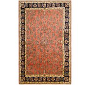 Link to 12' 9 x 20' 7 Sarough Persian Rug