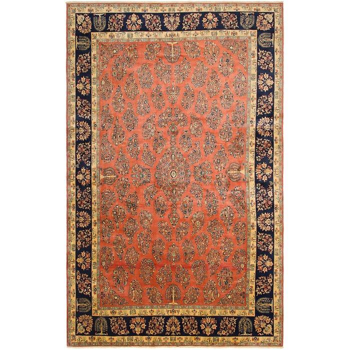 12' 9 x 20' 7 Sarough Persian Rug