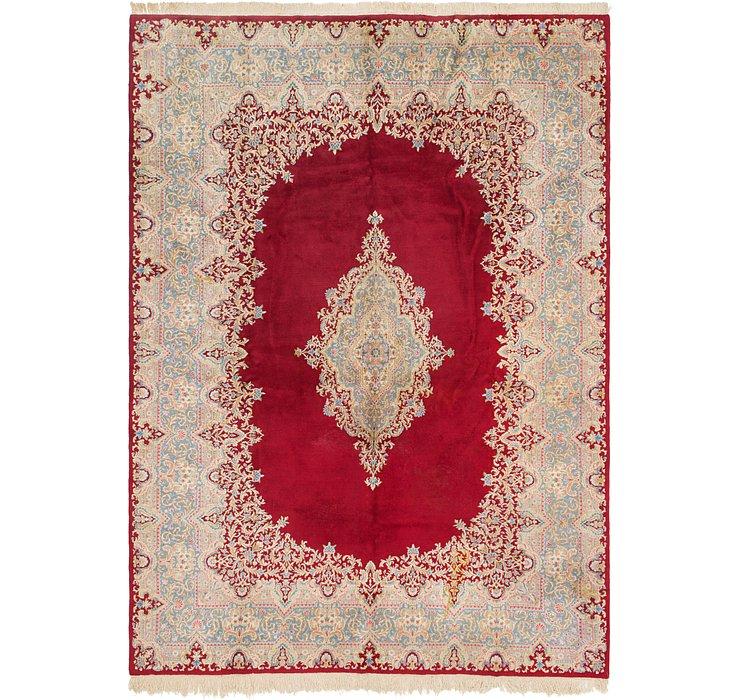 10' 2 x 14' 3 Kerman Persian Rug