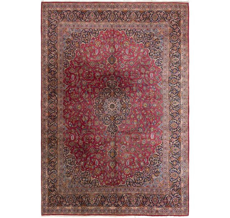 345cm x 508cm Kashan Persian Rug