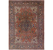 Link to 10' 7 x 14' 10 Mashad Persian Rug