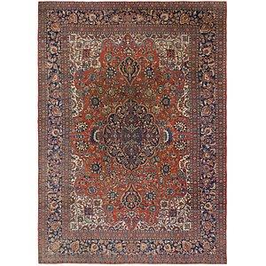 10' 7 x 14' 10 Mashad Persian Rug