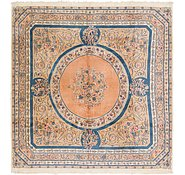 Link to 10' x 10' 4 Kerman Persian Square Rug