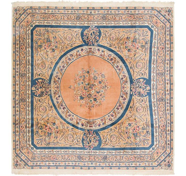 305cm x 315cm Kerman Persian Square Rug