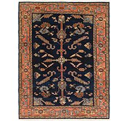 Link to 8' 5 x 11' 3 Heriz Persian Rug