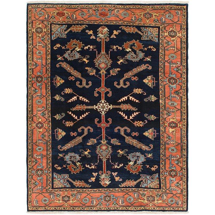 8' 5 x 11' 3 Heriz Persian Rug