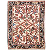 Link to 8' 2 x 10' 6 Heriz Persian Rug