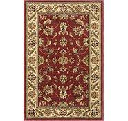 Link to 2' 7 x 4' Kashan Design Rug