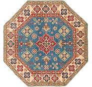 Link to 4' 7 x 4' 9 Kazak Octagon Rug