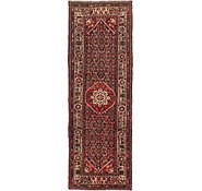 Link to 112cm x 335cm Hossainabad Persian Runner Rug