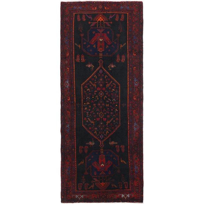 5' x 12' 3 Sirjan Persian Runner Rug