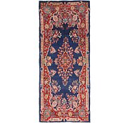 Link to 4' 2 x 10' 4 Mahal Persian Runner Rug