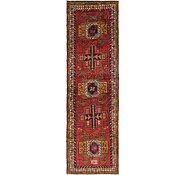 Link to 4' x 12' Shiraz Persian Runner Rug