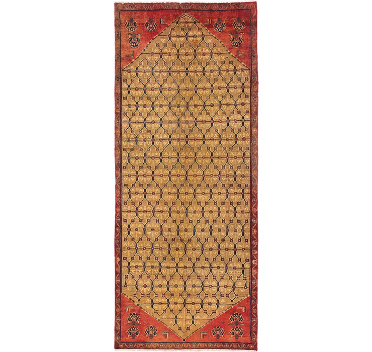 4' x 10' Koliaei Persian Runner ...