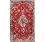 Link to 3' 6 x 6' Shahrbaft Persian Rug