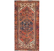 Link to 3' 6 x 7' Hossainabad Persian Rug