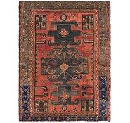 Link to 4' 9 x 6' 5 Hamedan Persian Rug